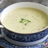 سوپ خامهای کرفس