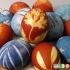 ایده ی جالب رنگ کردن تخم مرغ عید