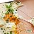 نیمرو با پنیر