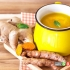 خواص چای زنجبیل و  زردچوبه