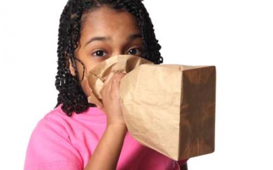 روش درمان نفس نفس زدن های سریع