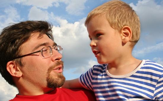 اهمیت رابطه ی والدین و فرزندان