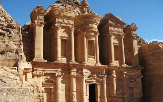 جاذبه های توریستی پترا، وادی موسی، اردن