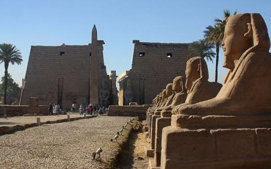 جاذبه های توریستی معبد کارناک، مصر