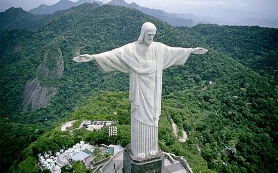 جاذبه های توریستی مسیح نجات دهنده، ریو دو ژانیرو، برزیل