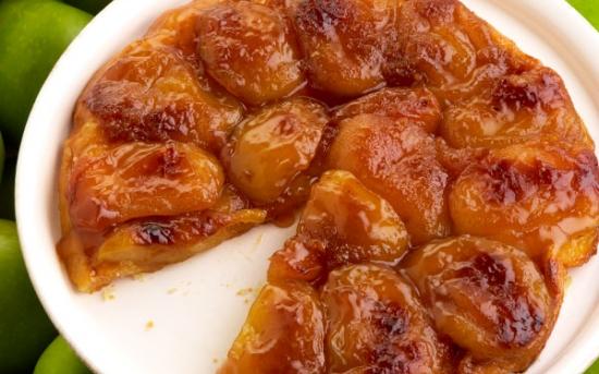 طرز تهیه دسر سیب