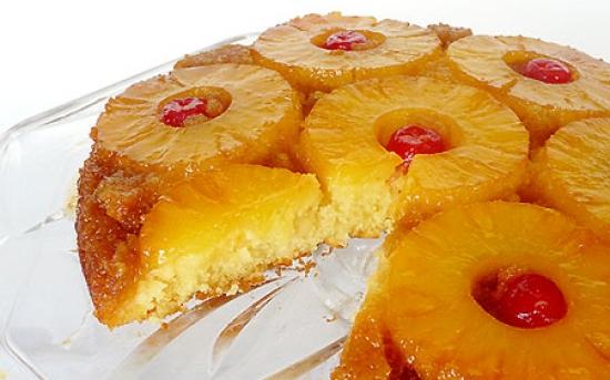 طرز تهیه دسر آناناس