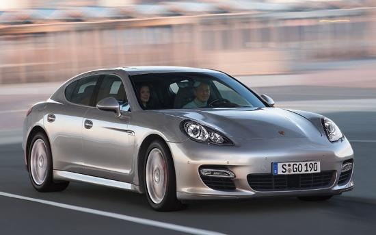 پورشه پانامرا سال 2013/Porsche Panamera 4 Platinum Edition 2013