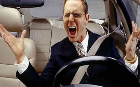 چگونه با استرس ترافیک کنار بیاییم