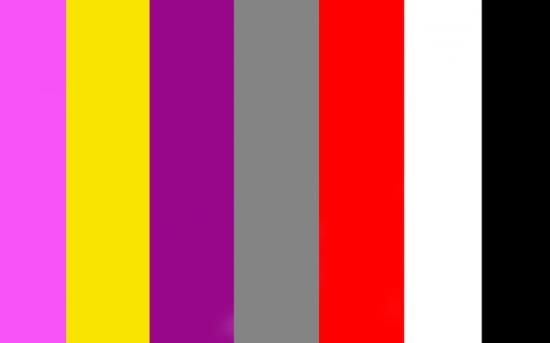 رنگ هایی که تاثیر اولیه خوبی در افراد می گذارند