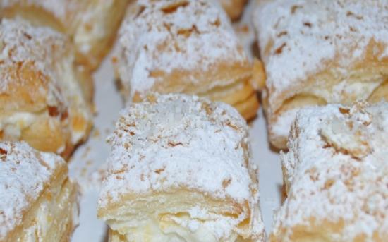 طرز تهیه شیرینی ناپلئونی