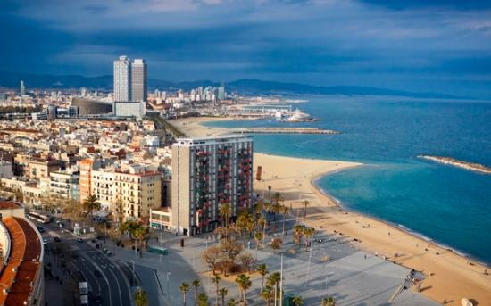 مکان های دیدنی شهر بارسلونا