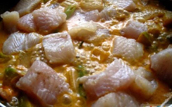 طرز تهیه ماهی حلوایی