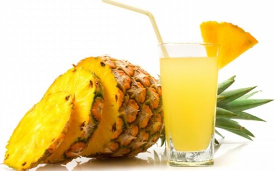 طرز تهیه شربت آناناس