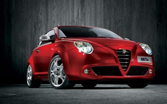 آلفا رومئو میتو 2013 / Alfa Romeo MiTo 2013