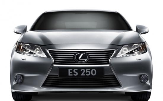 لکسوس | Lexus ES250 مدل 2010