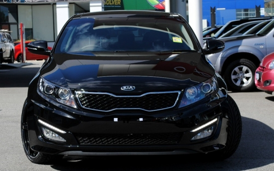 کیا اپتیما سال 2013/2013 Kia Optima TF Platinum MY13