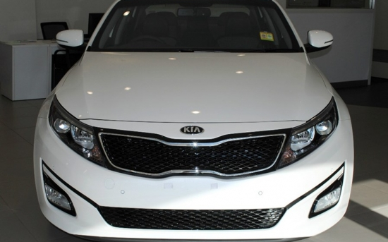 کیا اپتیما سال 2014/2014 Kia Optima TF Si MY14