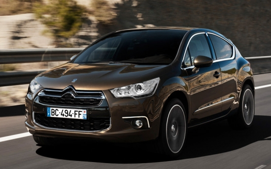 سیتروئن دی اس4 سال 2012/Citroen DS4 e-HDi 110 Business 2012