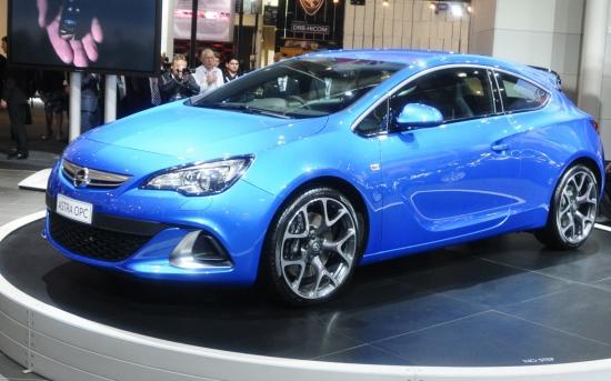 اوپل استرا  او پی سی سال  2013                                              /  Opel Astra  OPC  2.0