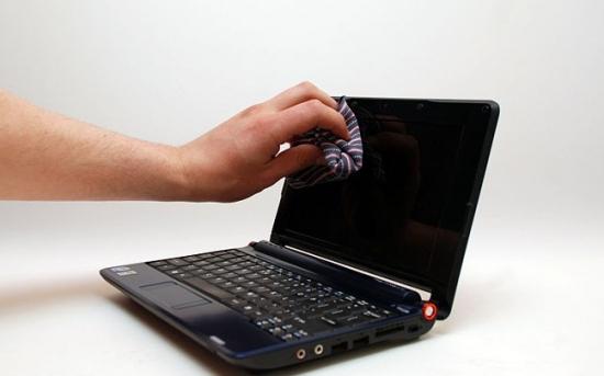 روش تمیز کردن لپ تاپ