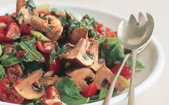 طرز تهیه اردور سبزیجات