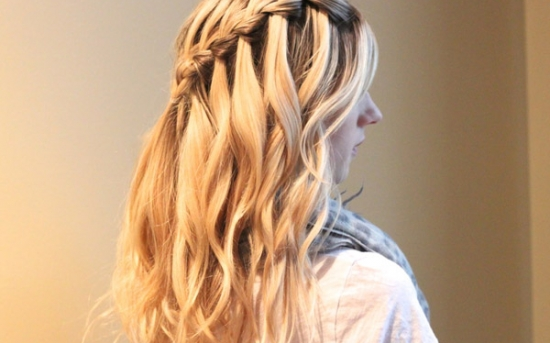 چند روش زیبا برای بستن موهای بلند