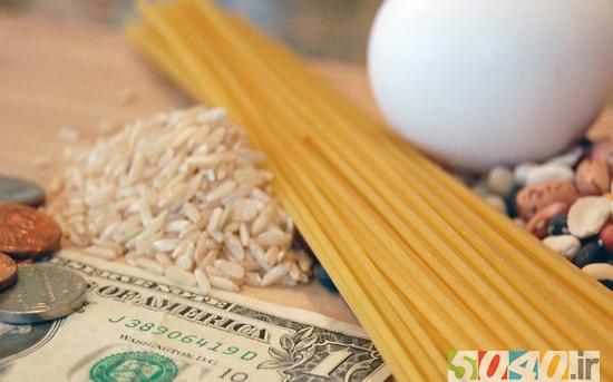 برنامه غذایی خوب برای زمانی که از نظر مالی دچار مشکل شدهاید