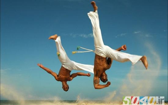 کاپوئرا   Capoeira