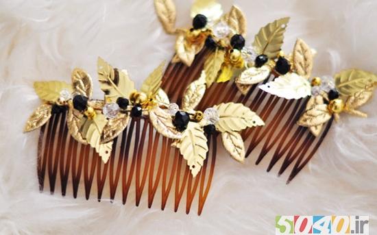 شانههای برگ طلایی