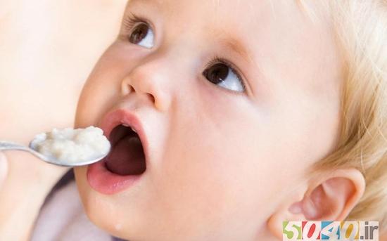 برنامه غذایی برای کودک 18 ماهه
