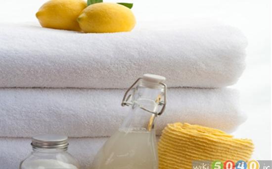 9 ماده پاککننده که خودتان میتوانید بسازید