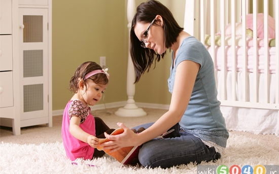 نکاتی برای پرستاری از کودک