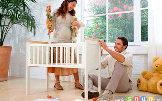 چگونه از همسر باردار خود حمایت کنید