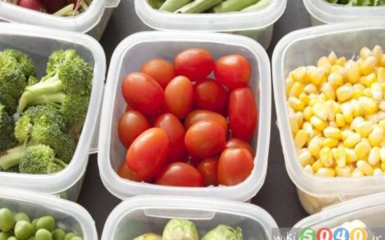روش تازه نگهداشتن مواد غذایی به مدت طولانی