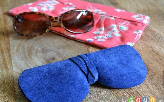 ساخت جلد عینک آفتابی