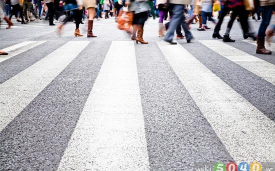 در تصادف با ماشین به عنوان عابر پیاده چطور خود را نجات دهیم