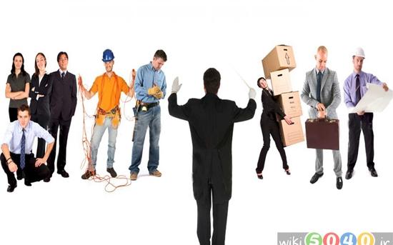چگونه افراد را مدیریت کنیم