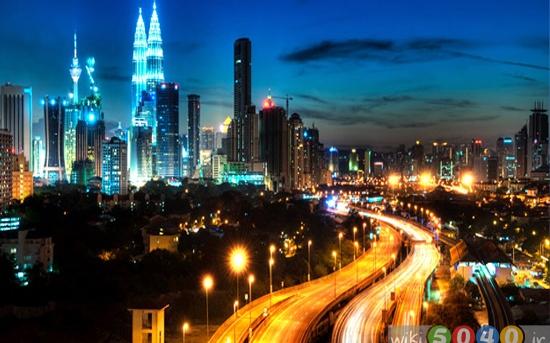 زیباترین مکانهای دیدنی کشور مالزی