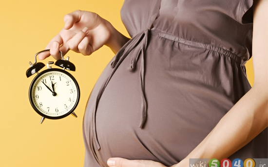 تشخیص نشانههای شروع زایمان در اواخر بارداری