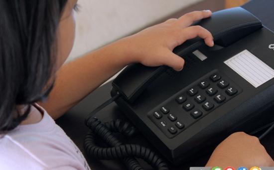 به کودک خود یاد دهید در شرایط اورژانسی با چه کسی تماس بگیرد