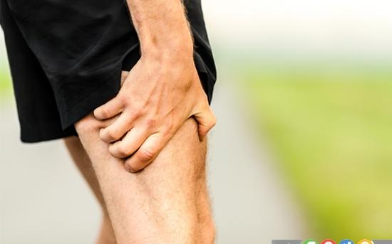کمک به تسکین درد ناشی از گرفتگی ماهیچه