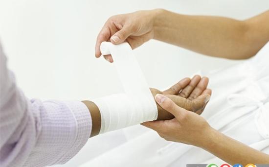 مراقبت از زخم ها