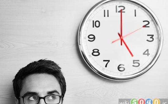 تکنیک هایی برای مدیریت زمان