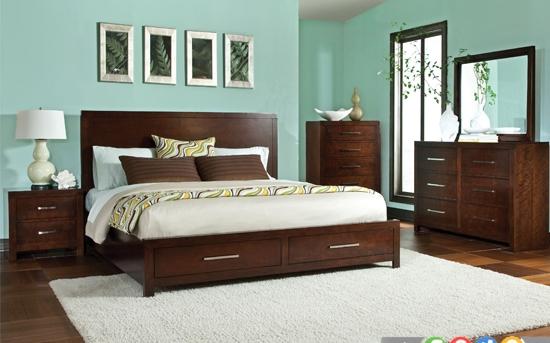 طراحی اتاق خواب برای زوج های جوان