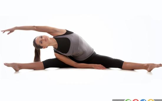 حرکات یوگا برای کاهش عوارض روحی ناشی از  قاعدگی
