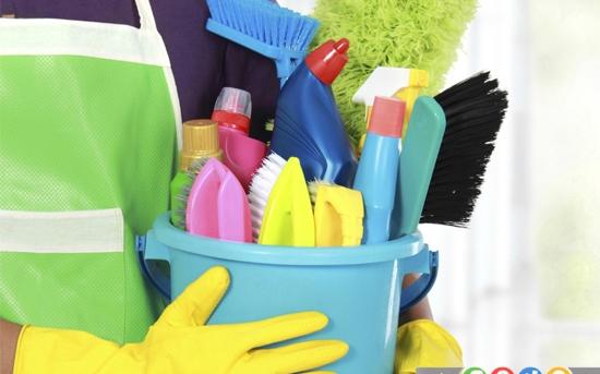 نقاطی از خانه که باید هر روز تمیز شوند