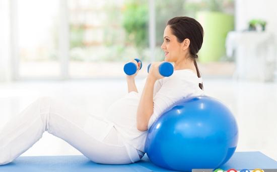 فواید بی نظیر ورزش در دوران بارداری
