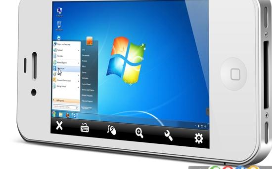 دسترسی به کامپیوتر از طریق آیفون با TeamViewer