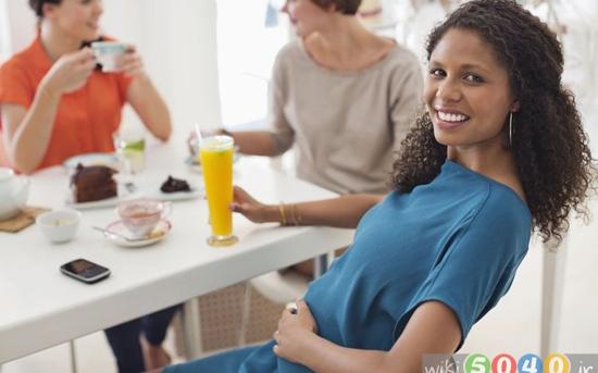 چگونه در زمان بارداری وزن خود را زیاد کنیم